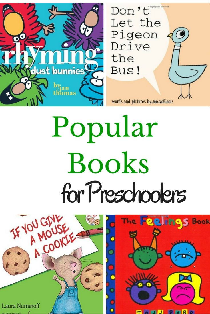 The Most Popular Books Ever For Preschoolers Growing Book By Book