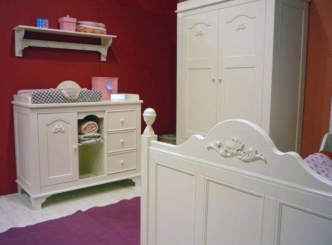 Babykamer Bopita Ideeen : Sprookjesachtige babykamer romantic van bopita klassieke