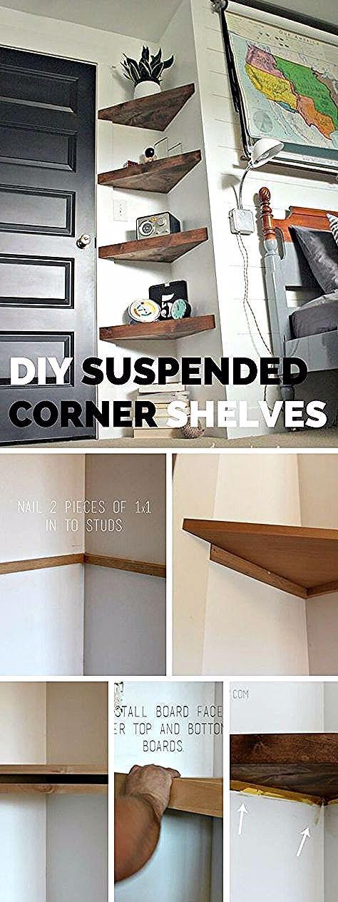 33 DIY Projektideen, die Ihr Schlafzimmer besonders gemütlich machen ,  #besonders #die #DIY #gemütlich #ihr #machen #Projektideen #Schlafzimmer #WohnzimmerDIY