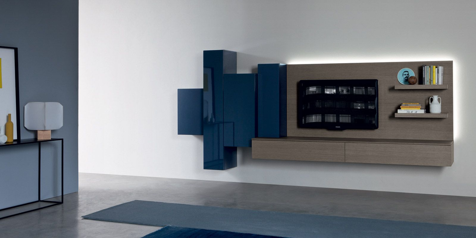 Appendo wall system by Sangiacomo | spaces of interest | Pinterest ...