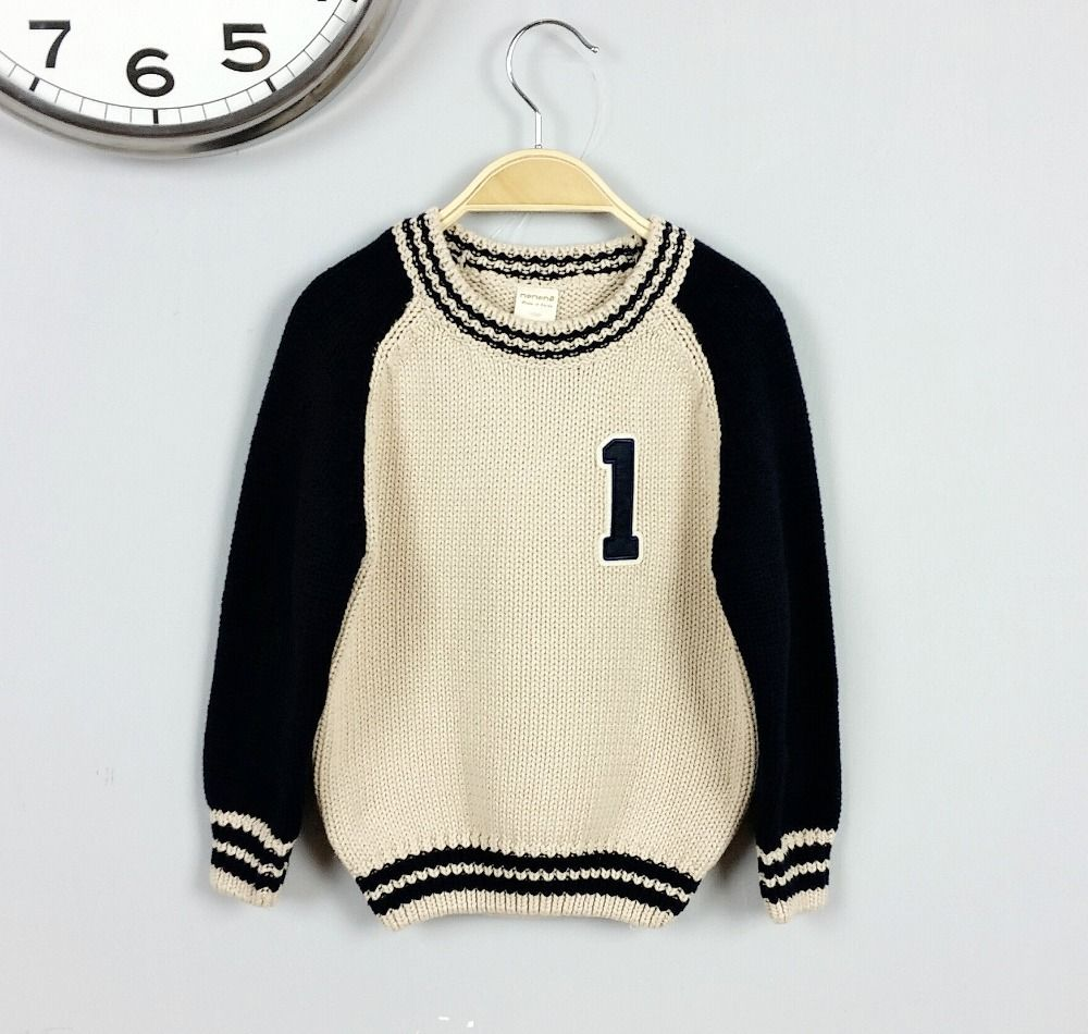 AD Kids Thickening Cute Sweaters Age 2-10 Boys and Girls Winter ...