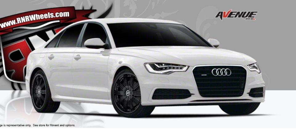 Shop.RNRWHEELS.COM: 2013 White Audi A6 Sedan Avenue A603 Satin ... on audi a4, audi black edition, audi tt black, mazda mazda3 black, mercedes-benz cl550 black, audi b7 black, audi q5, audi s8 black, mercedes-benz e350 black, audi s6 black, audi s5 black, honda accord sedan black, volkswagen passat tdi black, audi a7 black, audi s7 black, range rover black, audi a8, audi a3, 2016 audi rs black, audi a5,
