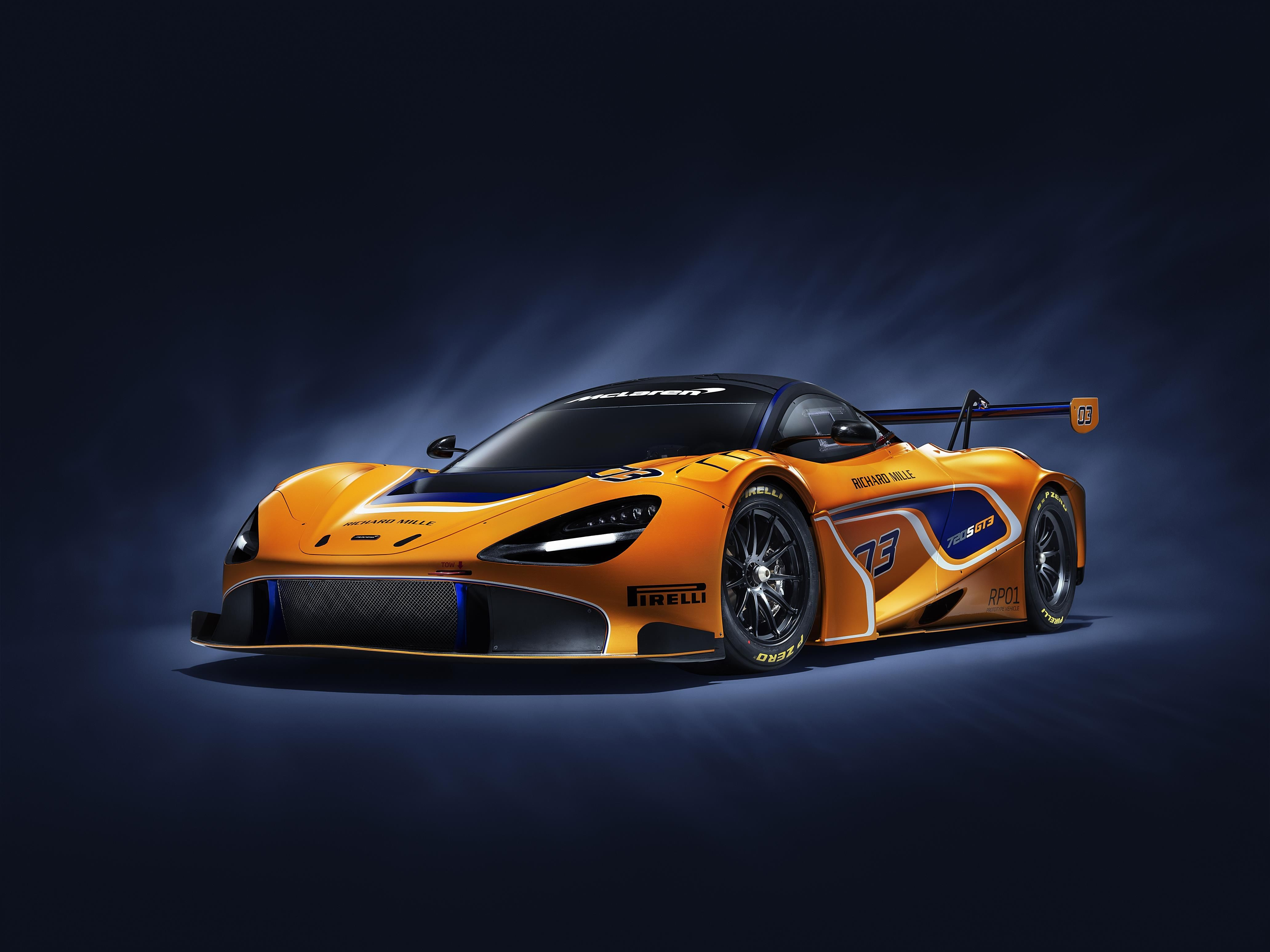 Mclaren 720s Gt3 Best Luxury Sports Car Sports Car New Sports Cars