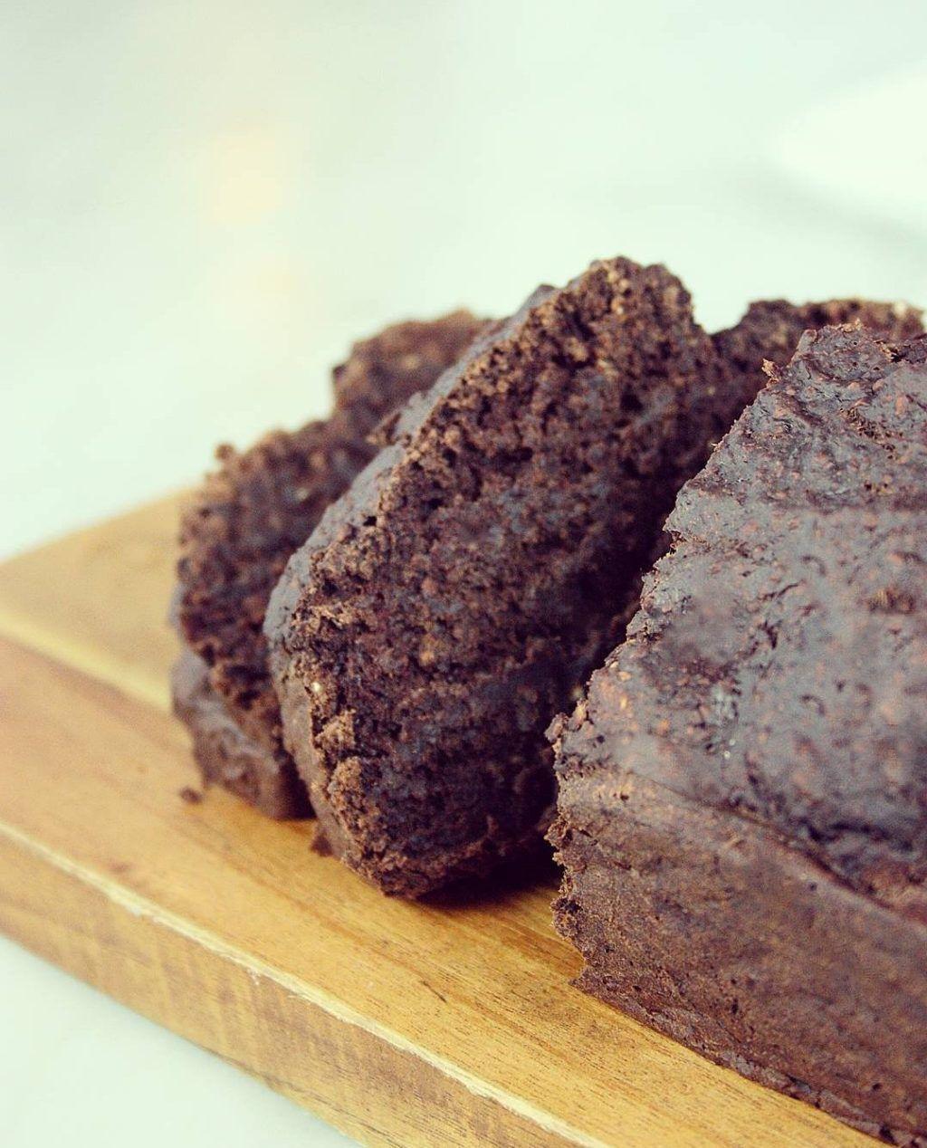 bananbröd med choklad