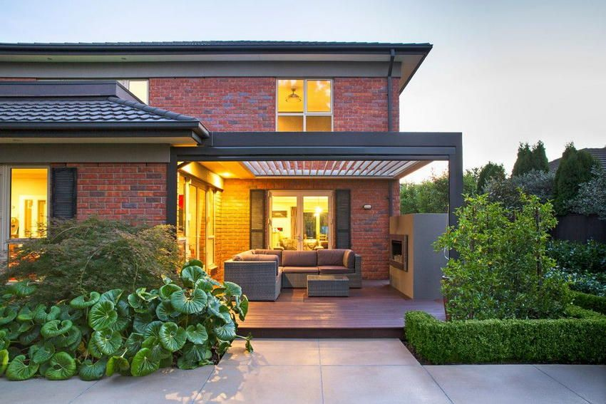 Ideas For Outdoor Rooms And Outdoor Living Spaces Outdoor Rooms Outdoor Living Pergola Cost
