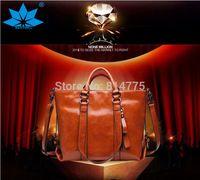 2015 Fashion Brand Luxury Women Bag Lady Female Genuine Leather Messenger Bag Vintage Handbag Designer Retro Shoulder Bags