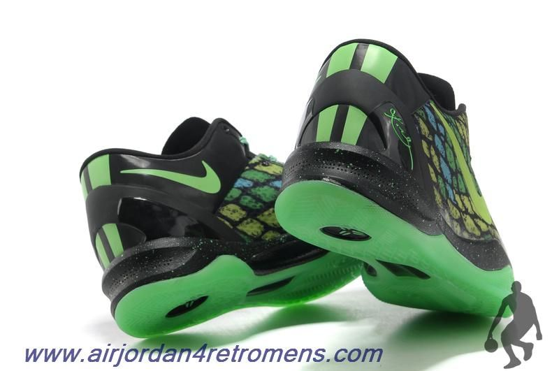 5c2e74646 ... low cost cheap 555035 105 nike kobe 8 system year of the snake mamba  black green