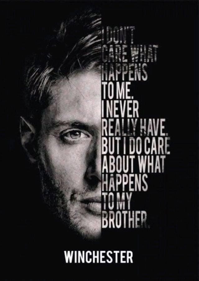 Pin by Paula Moody on Jensen Ackles | Supernatural quotes ...