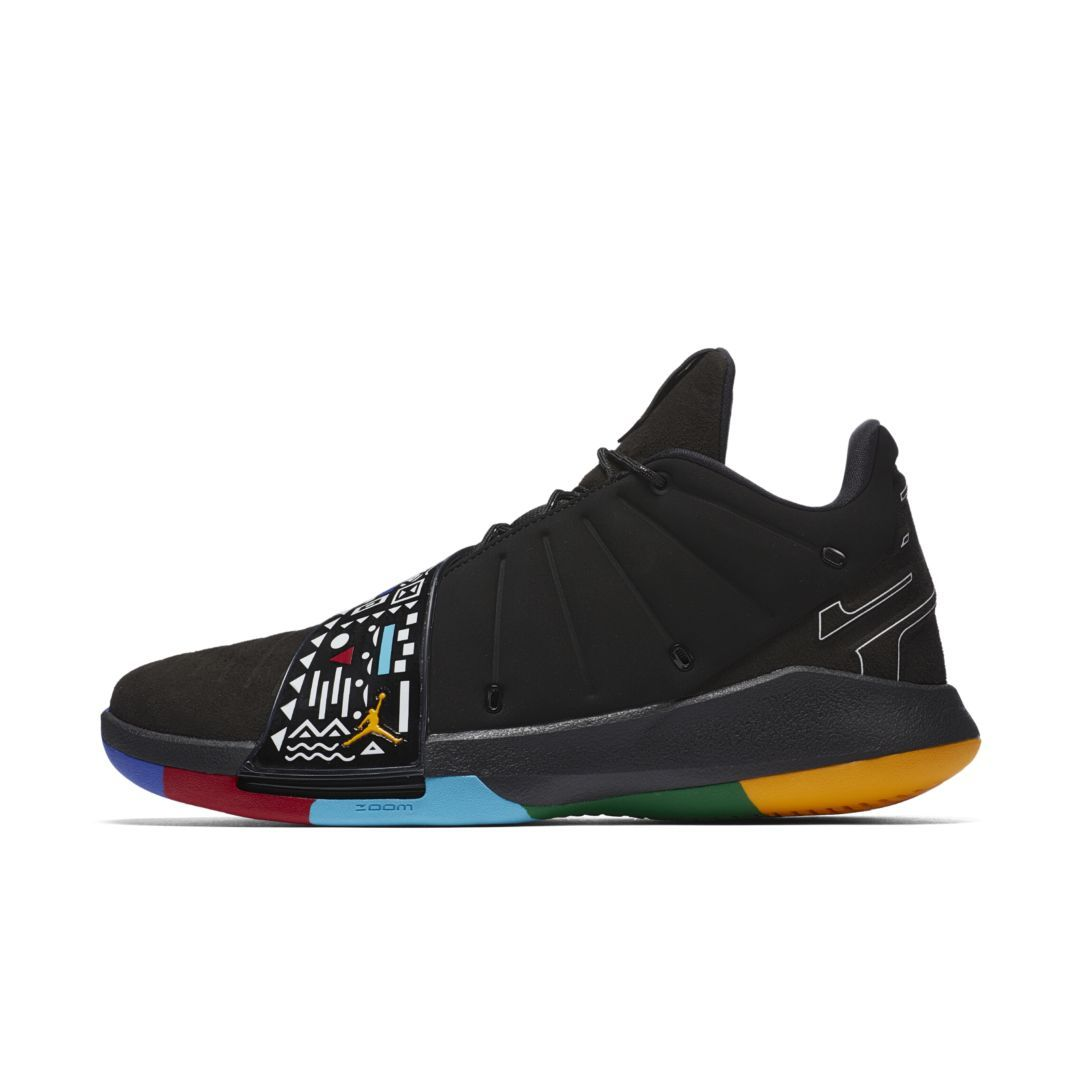 info for 915de 6652a Jordan CP3.XI Men s Basketball Shoe Size 18 (Black)