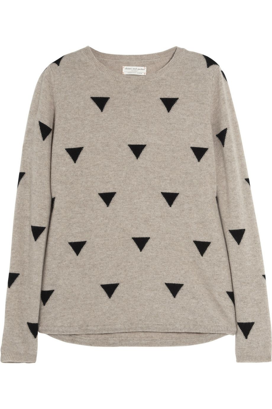 patterned cashmere sweater. chinti and parker. | Fall/Winter 2014 ...