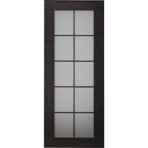 Steves Sons 30 In X 80 In French Unfinished Pine Solid Core Wood 10 Lite Interior Door Slab M64mbnnnlc99 The Home Depot Doors Interior Pine Interior Doors Classic Doors