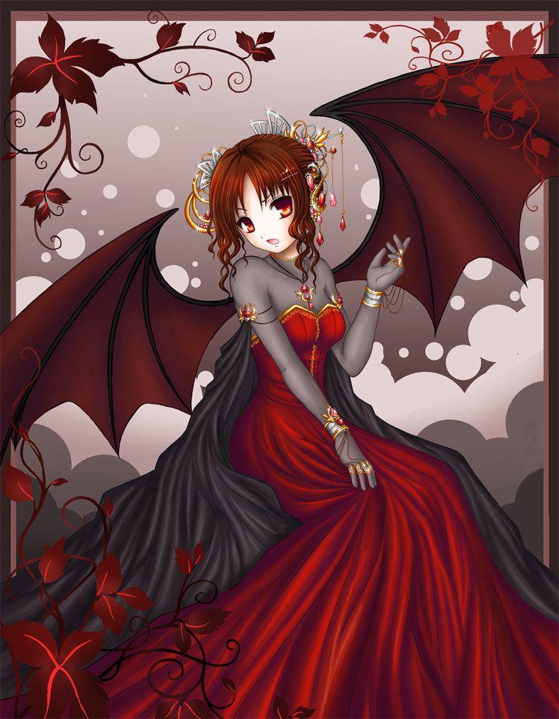 Anime Vampire Girl Immagini