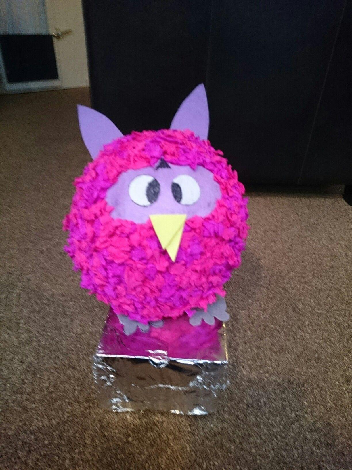 Sinterklaas Surprise Furby Knutselen