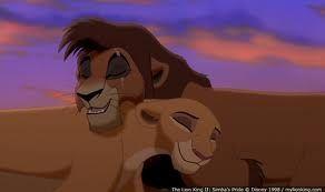 The Lion King 2 Simba S Pride Photo Kovu And Kiara Lion King Pictures Lion King Art Lion King