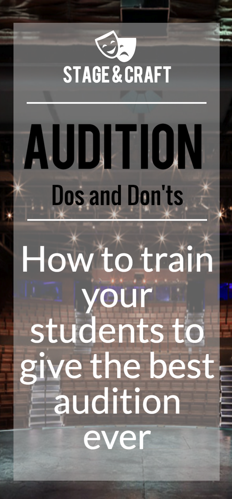 These are the best tips to give to your actors before they prepare ...