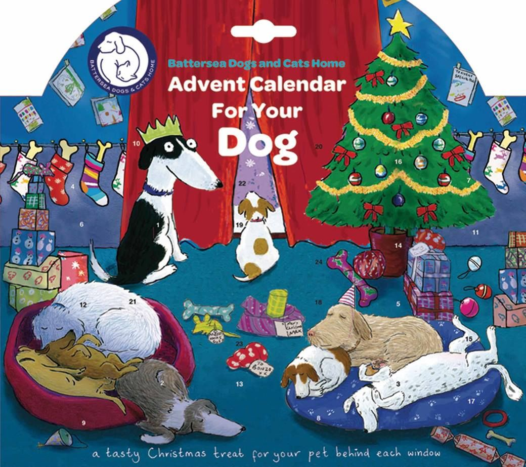 Battersea Dogs & Cats Home For Your Dog Advent Calendar