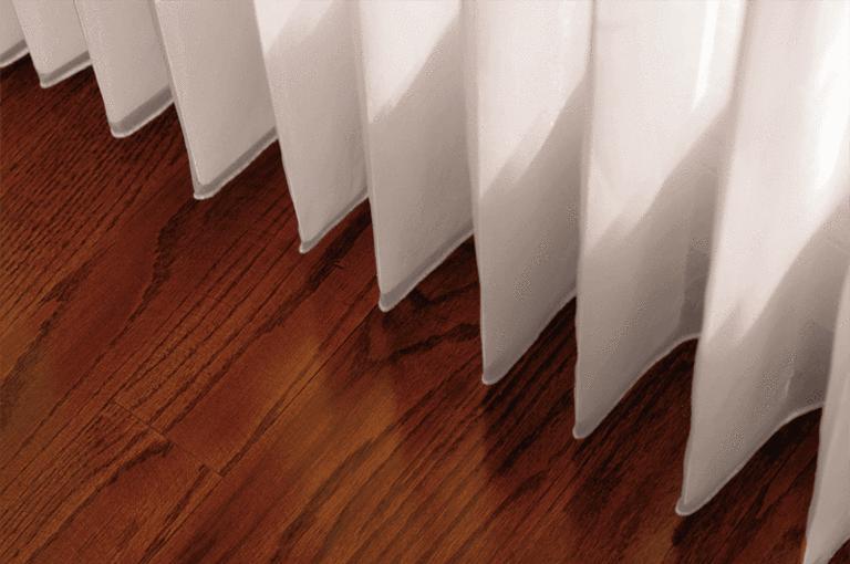 Vertical Blind Drapery Wrap Blinds