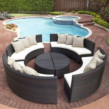 Coastal Collection Outdoor Sectional Sofa Spaces Chicago Home Infatuation Best Outdoor Furniture Commercial Patio Furniture Outdoor Furniture