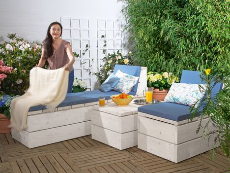 Gartenmöbel Selber Bauen Einfach sdatec.com