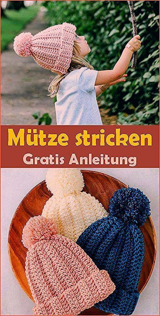 Photo of Strickmütze – kostenlose und einfache Anleitung für Anfänger – Häkeln, Sticken …