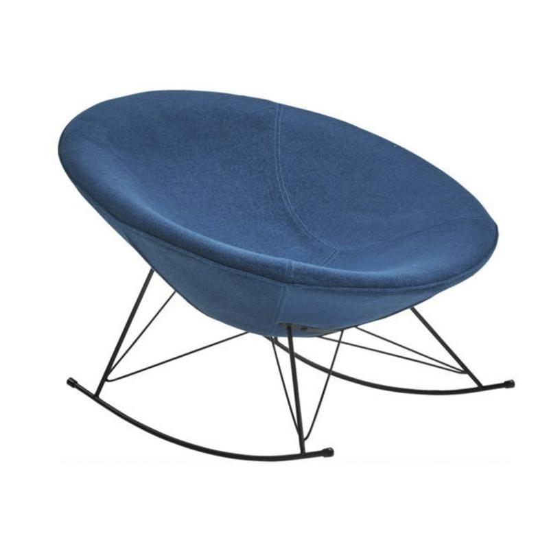 Ozzy Chair - Petrol Blue wohnzimmer Pinterest Rocking chairs - wohnzimmer beige petrol