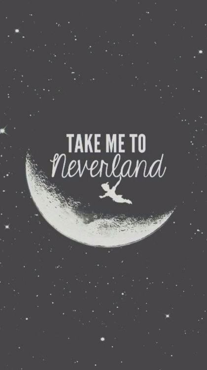 Neverland Cute Backgrounds For Phones Disney Phone Wallpaper Cute Backgrounds
