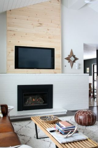 How To Hide Cords And Wires Domino Hide Cords Home Decor Tv Above Fireplace