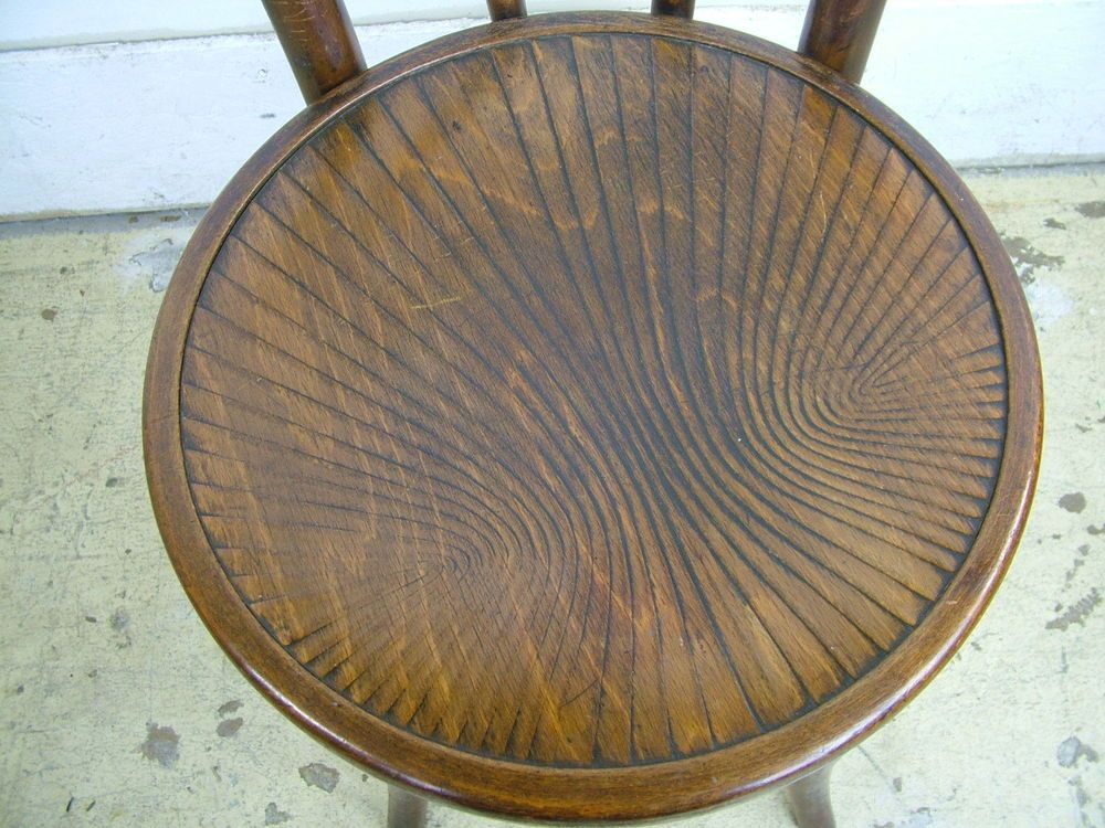Coprisedie Thonet ~ Antique 1900s cafe bentwood no 14 thonet chair c mazowia poland