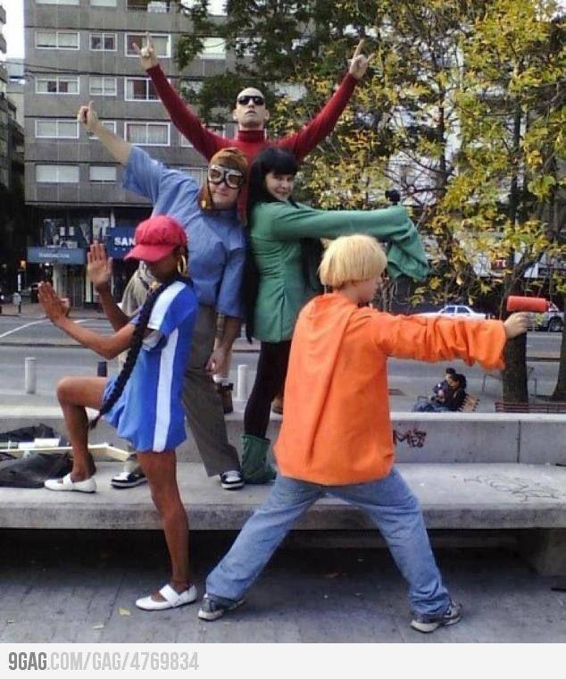 That Takes Me Back Con Imagenes Disfraces Halloween En Grupo Disfraces Originales Hombre Cosplay