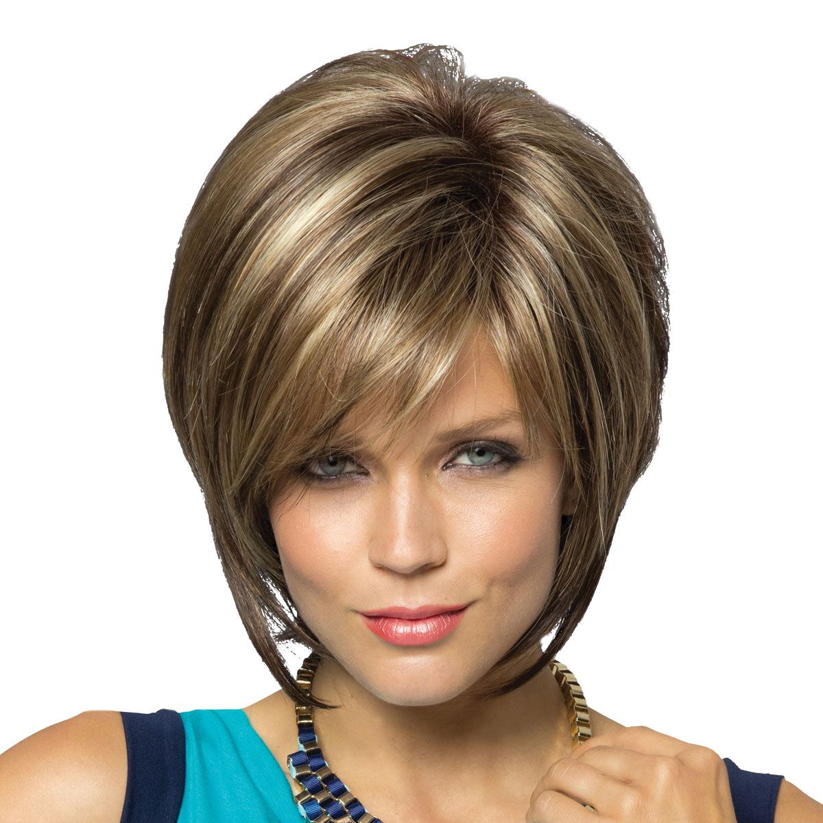 short stacked bob wigs | adventurous with a wig | pinterest