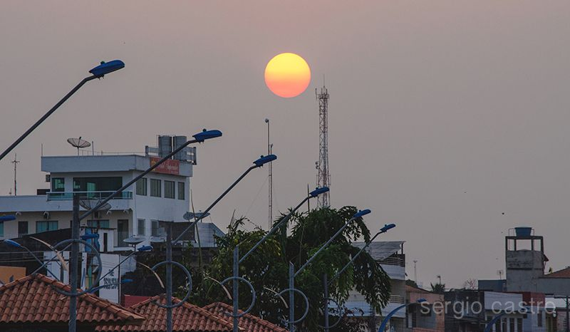 Last sunset of 2015...