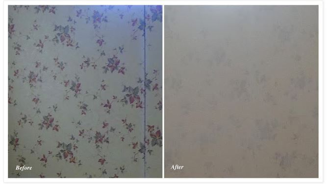 How To Paint Vinyl Walls And Remove Battens In Mobile Homes Remodeling Mobile Homes Manufactured Home Remodel Mobile Home