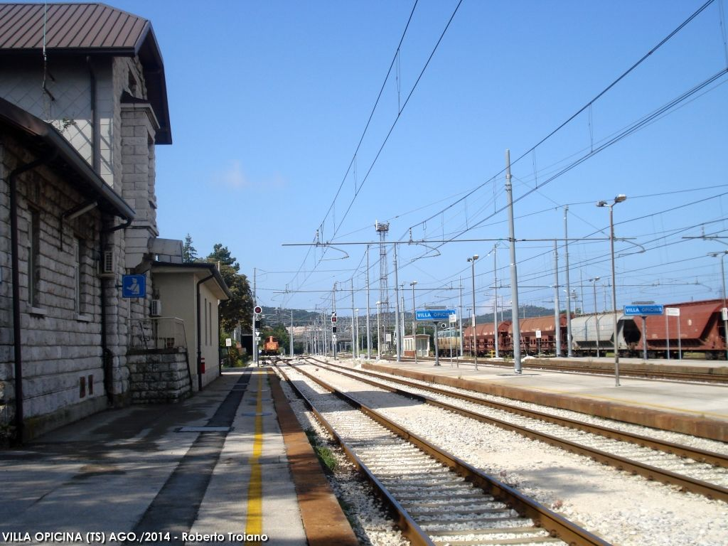 Stazione Villa Opicina