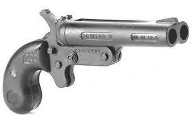 Bigswitchbladeknife com has shot one of these cobray double barrel