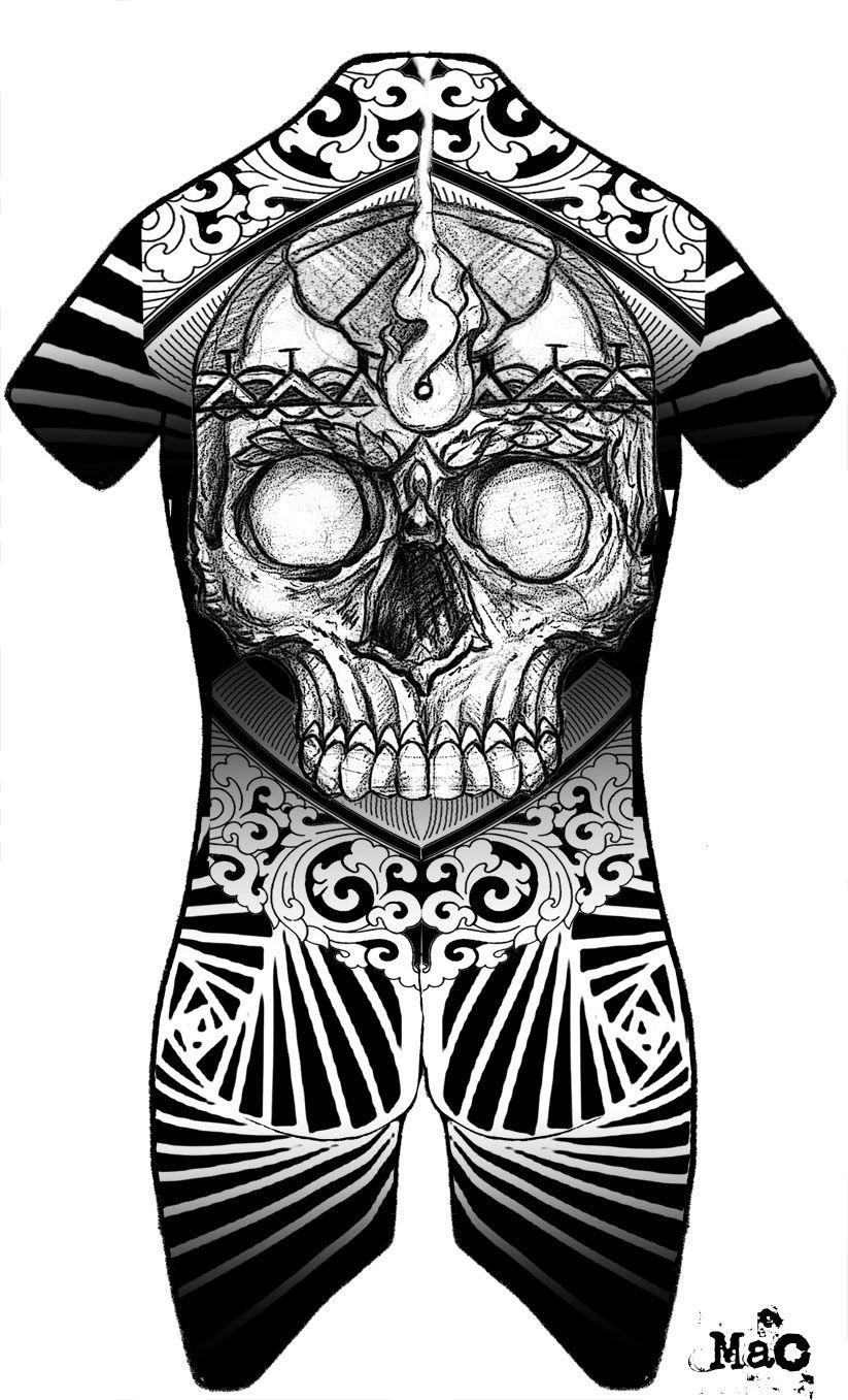 Blackwork Tattoo Designs: Blackwork Tattoos - Google Search