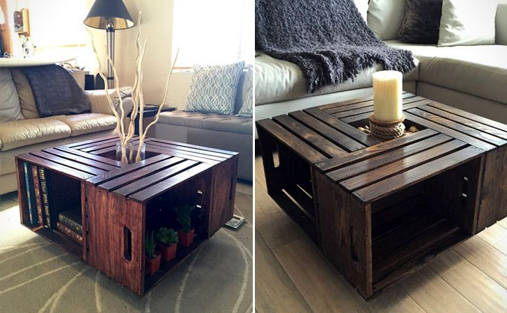 15 cool coffee table ideas to brewtify your living room