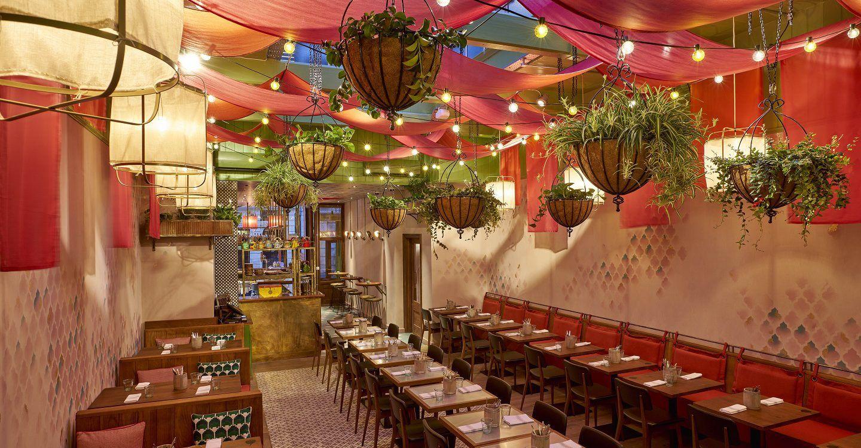 Cinnamon Bazaar Is A Modern Indian Restaurant In Covent Garden, London,  With A Menu