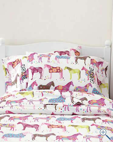 Painted Ponies Bedsheets