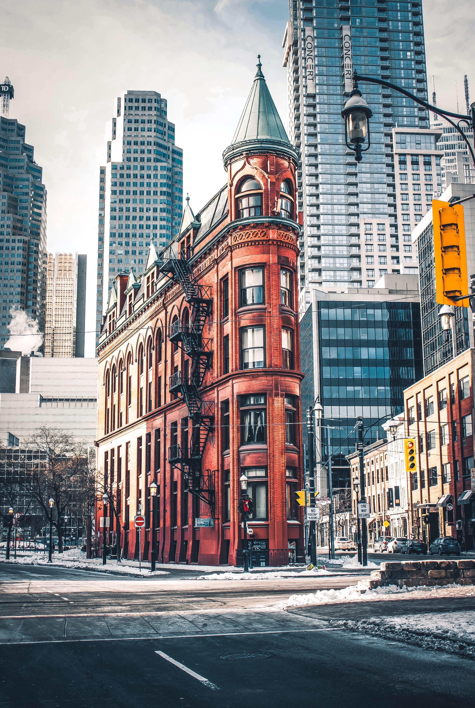 ITAP of Historical Landmark in Toronto edited w/ Presco