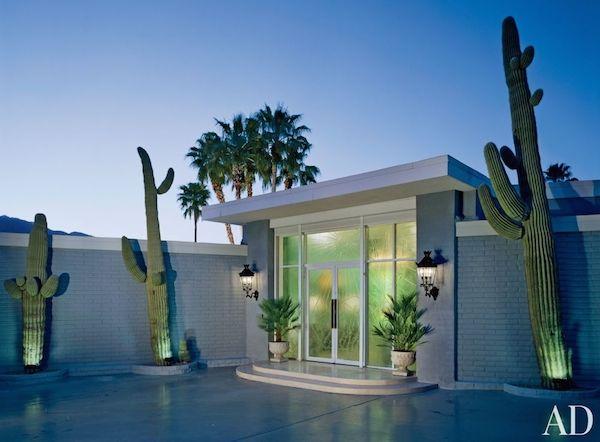 Palm Springs Palm Springs Mid Century Modern Palm Springs And - A mid century desert oasis in palm springs