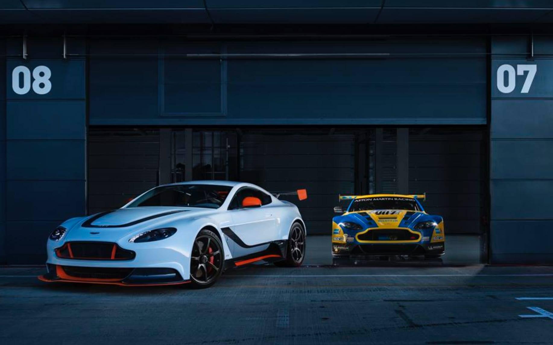 Aston Martin's 2016 VANTAGE GT3 SPECIAL EDITION Aston
