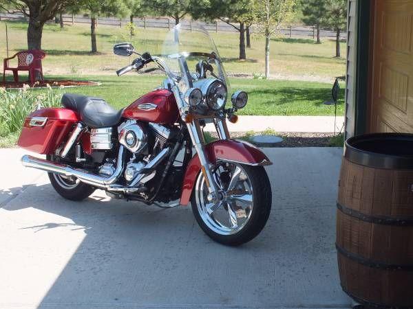 2013 Harley Switchback | Harley davidson, Harley davidson ...