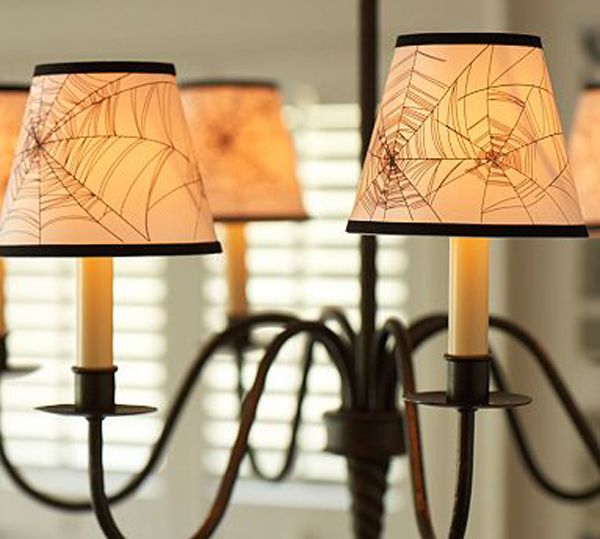 Halloween Ideas halloween Pinterest Halloween chandelier - ideas halloween decorations