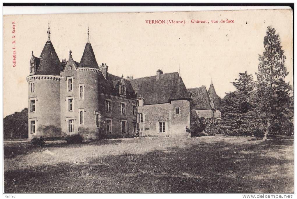 vernon chateau - Delcampe.net