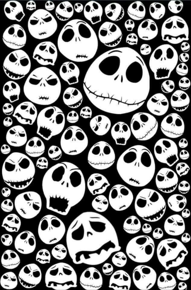 Jack Skellington Wallpaper Nightmare Before Christmas Wallpaper Halloween Wallpaper Nightmare Before Christmas