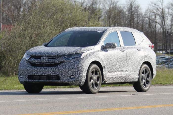 2018 Honda CR-V LX, EX, EX-L, Touring