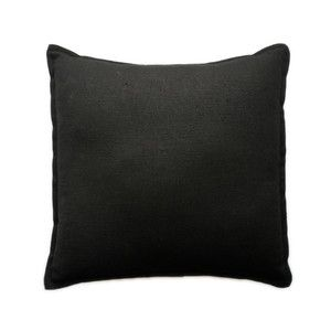 Cushion Black Linen 40x40, 24€,  by Lovely Home Idea !!