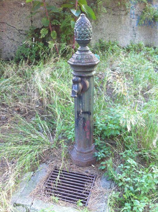 Vecchia fontanella