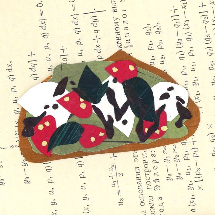 Nothing too fancy for day just some caprese avocado toast  paperart