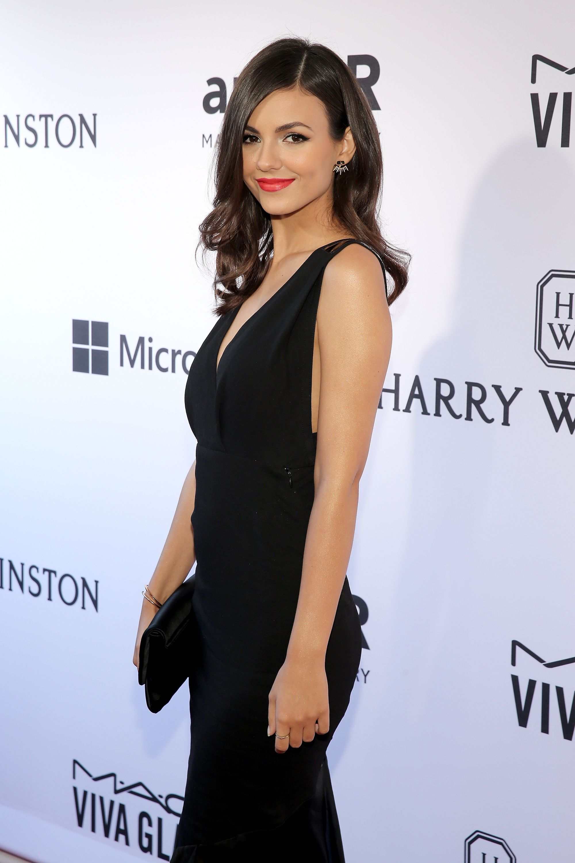Victoria Justice   amfar Inspiration Gala (2015)